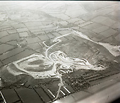 1975 - Silvermines, Co. Tipperary - Aerial Pictures