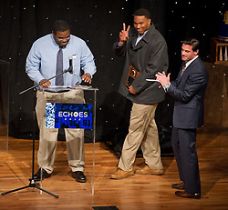 Louis Nix and Stephon Tuitt shared the Defensive Linemen of the Year Award..