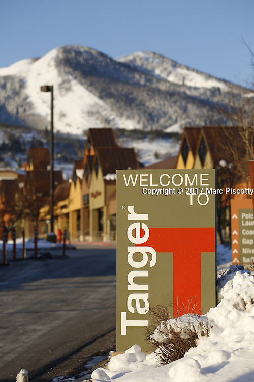 SHOT 3/2/17 8:20:15 AM - Park City, Utah lies east of Salt Lake City in the western state of Utah. Framed by the craggy Wasatch Range, it's bordered by the Deer Valley Resort and the huge Park City Mountain Resort, both known for their ski slopes. Utah Olympic Park, to the north, hosted the 2002 Winter Olympics and is now predominantly a training facility. In town, Main Street is lined with buildings built primarily during a 19th-century silver mining boom that have become numerous restaurants, bars and shops. (Photo by Marc Piscotty / © 2017)