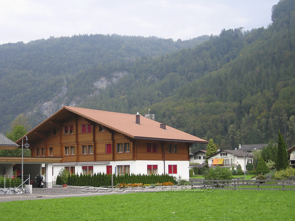House in Valley