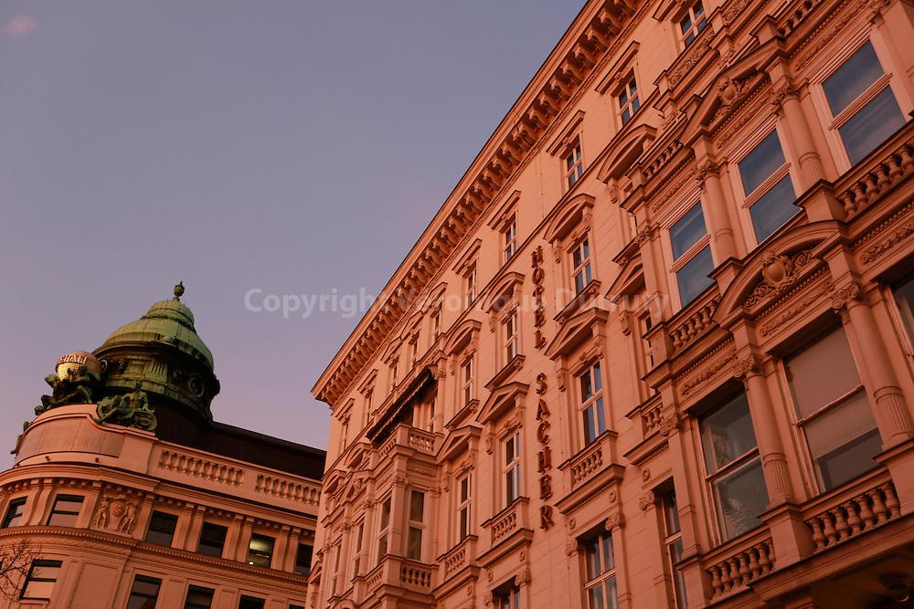 Hotel Sacher, Vienna, Austria // Hotel Sacher, Vienne, Autriche