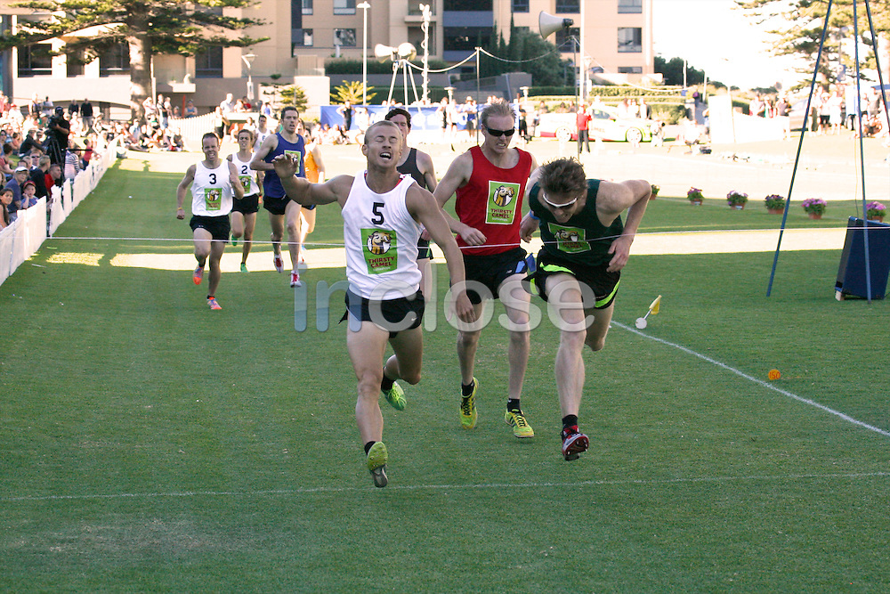1600m Selected Backmarkers final