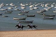 20160812-Sanlucar de Barrameda - Horse Beach Races - Cadiz - Spain