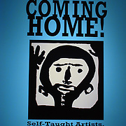 Coming Home title wall image by:<br />