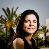 Portraits of Ofra Strauss, Chair of The Strauss Group.
