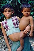 Rural Brazil: Brazilian Highlands (farming), Amazon: caboclo, canoe transportation - Latin America