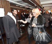 Celebrity style expert Jess Zaino with Ramona Singer, cast member of Bravo network's Real Housewives of New York City, at the exhibit of designer Adolfo Sanchez. Nolcha supports the growth of ethical fashion and celebrate independent fashion brands who hold to sustainable, organic and eco-friendly fashion standards.  Nolcha is an award-winning leading global platform advancing the business of independent fashion designers and retailers via social e-commerce, fashion week events and an educational video portal.