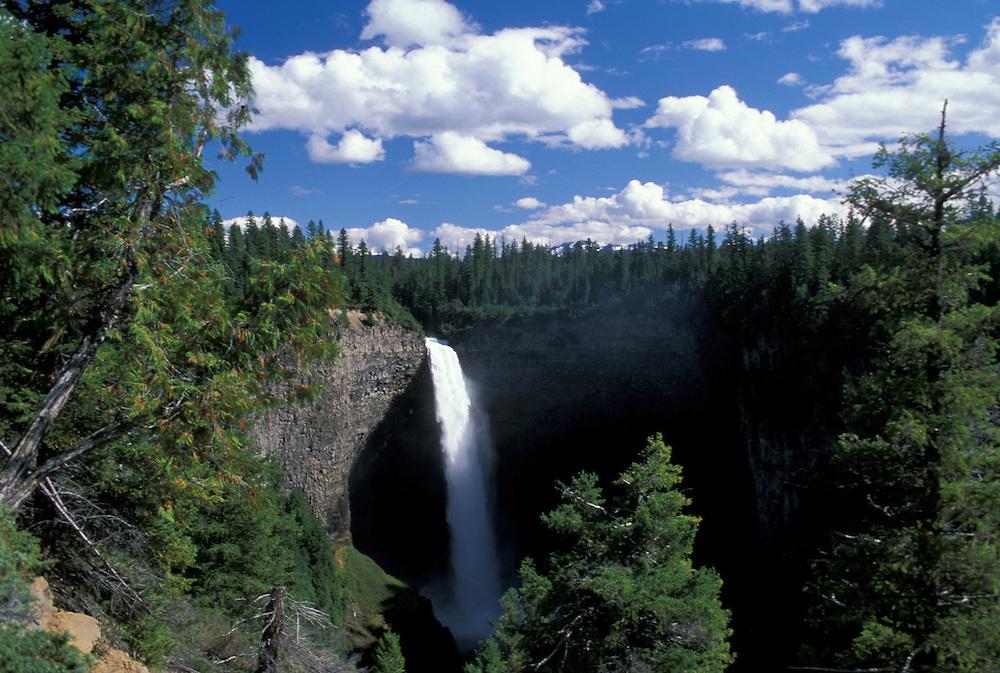 Helmcken Falls, Wells Gray Provincal Park, British Columbia, Canada