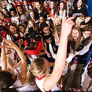 HIGH SCHOOL GIRLS BASKETBALL DIAA CHAMPIONSHIP 2017 - Mar 10 - Ursuline defeated Caravel 54-32