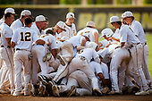 NJAC Baseball Playoffs 1st round- Rowan University defeats William Patterson - May 1, 2012
