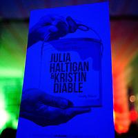 Kristin Diable & Julia Haltigan