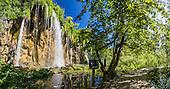 CROATIA: Plitvice Lakes National Park