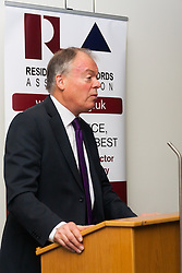 Portcullis House, Westminster, London, January 14th 2014. Members of the Residential Landlords Association attend the launch of their Policy Manifesto and hear views from MPs. PICTURED: Clive Betts MP