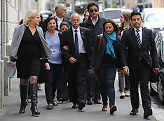 OCT 09 2014 Shrien Dewani murder trial - Day 3