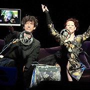 An Evening with Neil Gaiman & Amanda Palmer at the Moore Theatre 11-9-2011