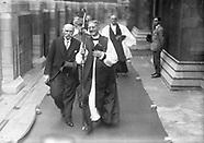 Inauguration of Douglas Hyde