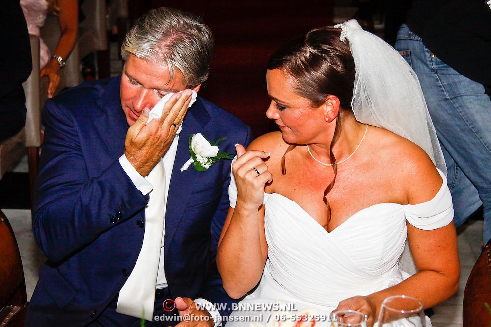 Huwelijk Dries Roelvink en Honoria | Fotopersburo Edwin ...