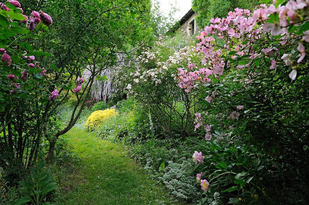 Languedoc photos jean du boisberranger for Jardin remarquable