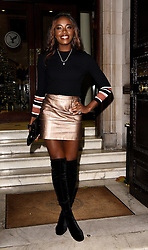 Boux Avenue - AW16 Campaign Launch Party held at No 4 Hamilton Place, London on Wednesday 9 November 2016