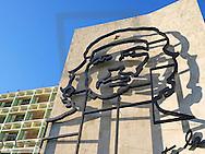 Che Guevara, revolutionary square, Cuba, Havanna