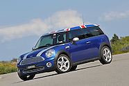 2008 Mini Cooper Clubman Lightning Blue