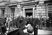 1965-11/04 Seán Lemass Elected Taoiseach
