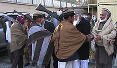 JAN 6 2013 Taliban Surrender Ceremony