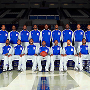 2011 Hampton Men's Basketball Team