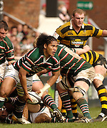 Leicester, ENGLAND,  Tigers, wing, Alesana Tuilagi, Guinness Premiership Rugby,  Leicester Tigers vs London Wasps © Peter Spurrier/Intersport-images.com.