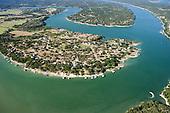 Austin, TX - Lake Travis Aerial