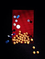assorted assortment pills medicine color colorful colourful prescription drugs