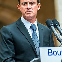 M Valls & N.Valaud-Belkacem, Bourg-en-Bresse