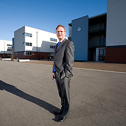 Andy Buck, Headteacher, Jo Richardson Community College, Dagenham, Essex.