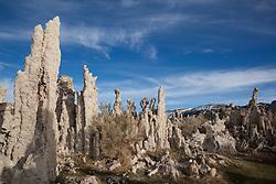 """Tufas at Mono Lake 9"" - These tufas were photographed at the South Tufa area in Mono Lake, California."