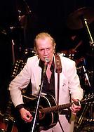 "David Carradine, Star of movie ""Kill Bill"" makes a rare live music performance at B.B. King's Blues Club at Universal City 11th June 2004. Photo by Chris Walter."