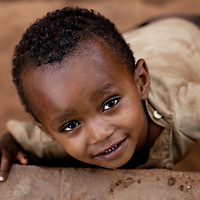 Young boy in Delo Mena, southern Ethiopia
