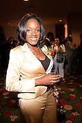 Jennifer Jordan at The Network Journal 40 under Forty 2008 Achievement Awards held at the Crowne Plaza Hotel on June 12, 2008