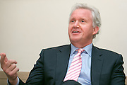 Jeffrey Immelt, CEO, General Electric, participates in a panel discussion at the 2014 DirectWomen Board Institute and Alumnae Conference at the Waldorf=Astoria Hotel in New York.