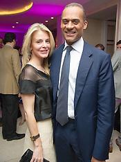 Feb 28 2013 Adam Afriyie and his wife Tracy-Jane