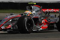 Lewis Hamilton, USGP, Indianapolis Motor Speedway, Indianapolis, IN USA  6/17/07