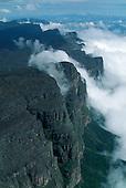 Geology of Guiana shield: Venezuela (waterfalls, including Angel Falls), Brazil