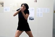 Gonzo conférence - une Performance de Fany de Chaillé pour Christine Bombal