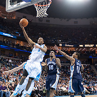 Memphis Grizzlies VS New Orleans Hornets 03.03.2010