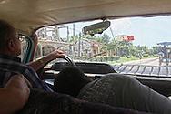 Car in Yara, Granma, Cuba.
