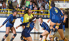 2015 A&T Volleyball vs Alabama State University