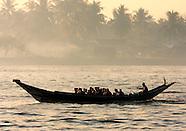 Yangon to Twante by boat