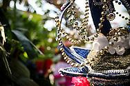 VII Festival de diablos y congos del 2011. Festival que se celebra cada 2 años, en el fuerte del historico pueblo de Portobelo en la provincia de Colón, un festival lleno de cultura, y mucho color.