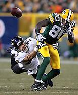12/7/09- Packers vs Ravens