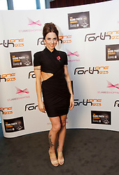 Mel C at the Radio Forth Awards 2011with St James Shopping Centre, at the Usher Hall, Lothian Road, Edinburgh. .