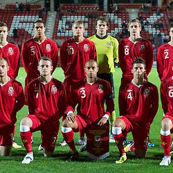 111001 Wales U21 v Czech Rep U21
